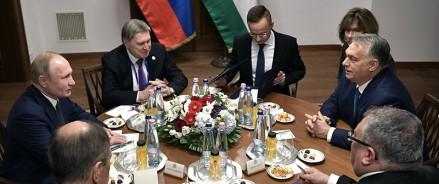 Россия и Венгрия обсудят перспективы сотрудничества: Московская торгово-промышленная палата и HEPA Moscow организуют онлайн-конференцию