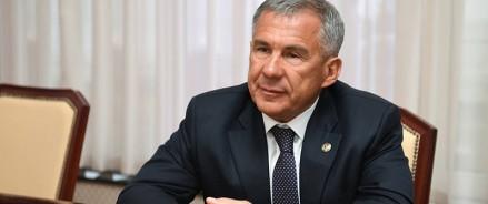 Рустам Минниханов отметил оживление в экономике Татарстана