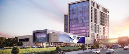 Сергей Собянин ознакомился с ходом строительства Бизнес-квартала «Прокшино»