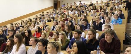 Студенты РЭУ им. Г. В. Плеханова представили проекты для «Ростелекома»