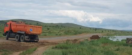 Участок дороги Гусиноозерск – Петропавловка – Закаменск — граница с Монголией отремонтируют