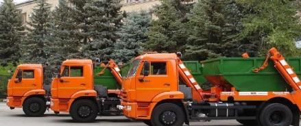 В Казани регоператор обновляет парк мусоровозовна малогабаритные машины