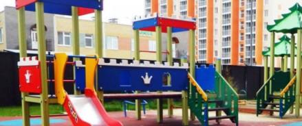 В Петропавловске-Камчатском появятся новые детские площадки