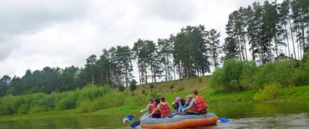 В Татарстане пройдет экологический сплав по реке Вятка