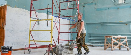 В двух школах Дербента планируется капитальный ремонт