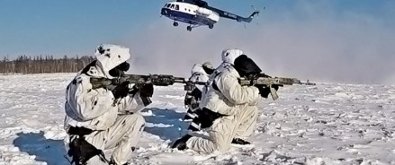 Власти Поморья рассмотрят возможность приобретения спецоборудования для работы подразделений ОМОН и СОБР на территории Арктической зоны РФ