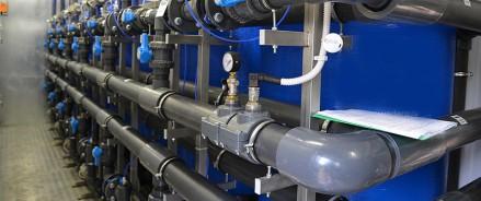 В поселке Ордынское Новосибирской области модернизируют систему водоснабжения