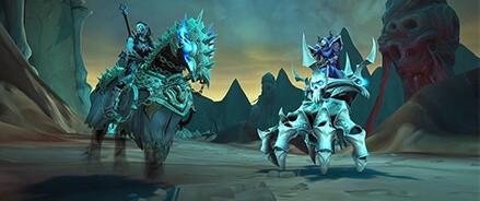 Обновление WoW Shadowlands 9.1: Chains of Domination