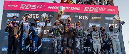 5 этапов — 5 триумфаторов: Джеймс Дин стал победителем RDS GP в Красноярске