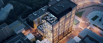 AFI Development завершила строительство флагманского делового центраAFI2B