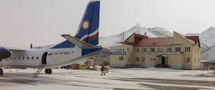 Аэропортовый комплекс в г. Усть-Нера реконструируют