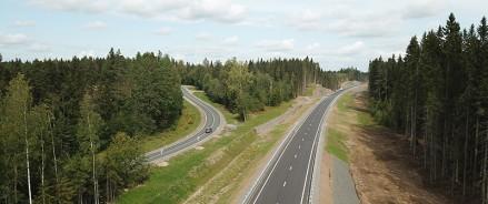 Автомобильную дорогу А-215 при подъезде к г. Петрозаводску ожидает ремонт