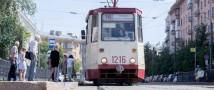 В Челябинске временно закроют участок трамвайного пути