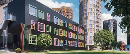 Группа «Родина»: В Russian Design District начали строить образовательный комплекс
