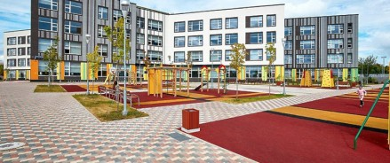 На новую школу в Ленинградской области выделили 1,1 млрд