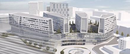 На территории ММДЦ «Москва-Сити» построят многофункциональный жилой комплекс