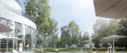 В Подмосковье появится оздоровительный комплекс по проекту бюро «Крупный план»