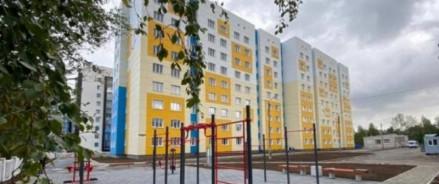 В Северодвинске досрочно сдали в эксплуатацию общежитие для студентов САФУ