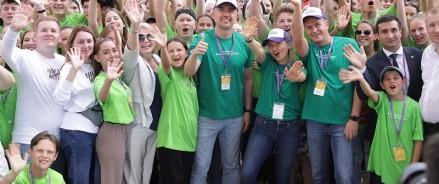 В Татарстане стартовал Всероссийский форум Российского движения школьников с участием 17 регионов страны