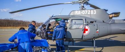 Томская больница ищет авиаперевозчика