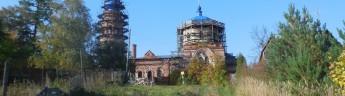 Церковь Покрова Пресвятой Богородицы в Калужской области отреставрируют