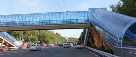 В Самарской области построят надземный пешеходный переход через Московское шоссе
