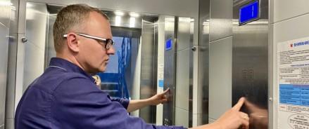 В многоквартирных домах Архангельска до 2025 года заменят 969 лифтов