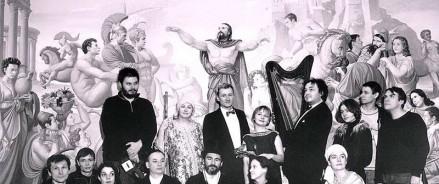 Выставка-ретроспектива Олега Маслова и Виктора Кузнецова