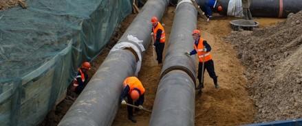 В рабочем поселке Новая Майна Ульяновской области реконструируют водоснабжение