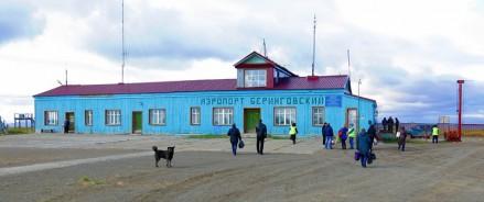 На реконструкцию аэропорта Беринговский Чукотского автономного округа выделят 2 млрд рублей