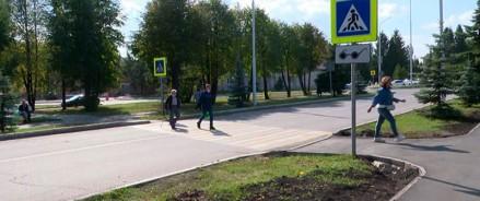 Более 34 миллионов рублей в Татарстане потратят на безопасность пешеходных переходов