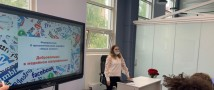 Активисты ОНФ в Москве провели серию открытых уроков в рамках акции «Поделись своим знанием»