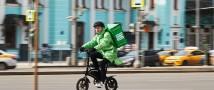 Delivery Club: Санкт-Петербург на втором месте по количеству ресторанов с велопарковками