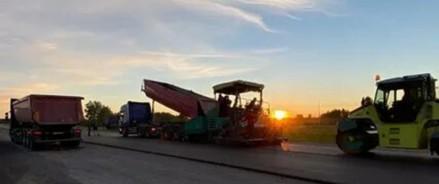 Дорогу в Новосибирской области отремонтируют за 46 млн рублей