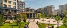 ГК «А101» создаст в ЖК «Испанские кварталы» детскую спортивно-игровую зону