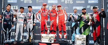 Георгий Чивчян выиграл 6 этап Гран-при Российской Дрифт Серии