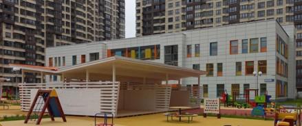 INGRAD завершил строительство нового детского сада на 200 мест в Мытищах