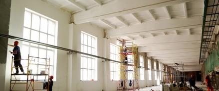На Воскресенском заводе началась масштабная реконструкция