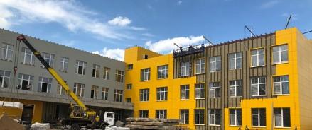 На реконструкцию школы в Краснодарском крае выделят 321 млн