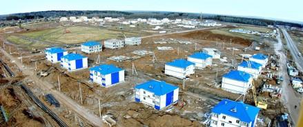 Объявлена третья очередь строительства жилых домов в селе Березняки