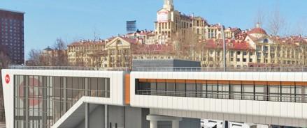 Объем строящегося жилья вблизи станций МЦК вырос в 2 раза за 5 последние лет