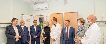 В Одинцово открылся первый в Московской области «Центр рассеянного склероза и других нейроиммунологических заболеваний»