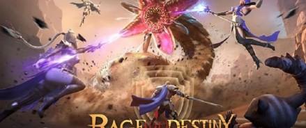 Осень с новинками от IGG: на российском рынке появятся две мобильные игры – Rage of Destiny и Mythic Heroes