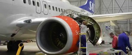 «Победа» заключит контракт на обслуживание Boeing 737-800