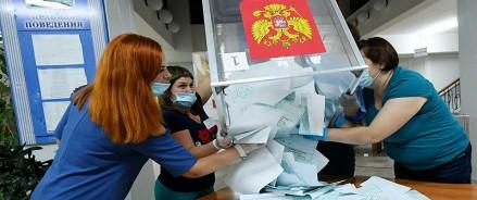 В Республике Татарстан по предварительным данным на 9.00 утра 20 сентября закончена обработка 97,38% избирательных бюллетеней по выборам
