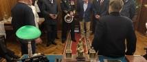 В Архангельске открыли мемориальный кабинет исследователя Арктики Ивана Папанина