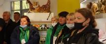В Московском зоопарке появились «Островки безопаснгости»