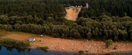 В Рязани расчистят русло реки Солотча