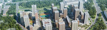 AFI Development: Москвичи массово скупают коммерческие площади в комплексе «Сиреневый парк»