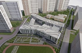 ГК ФСК построит школу на 1500 мест в городском округе Люберцы